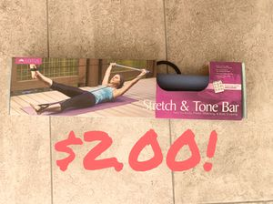 Stretch and Tone Bar for Sale in Kapolei, HI