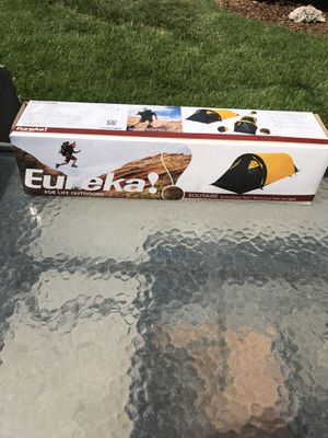 Eureka Solitaire Backcountry Tent for Sale in Idaho Falls, ID