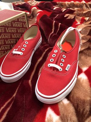 Authentic vans for Sale in Mascoutah, IL