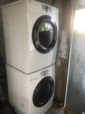 Kenmore electric washer/gas dryer - delivery available for Sale in Tampa, FL