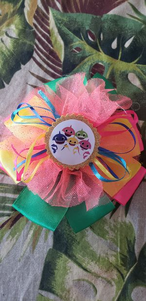 Beautiful hair clips bows for Sale in Moreno Valley, CA