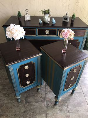Antique pair side tables for Sale in Largo, FL