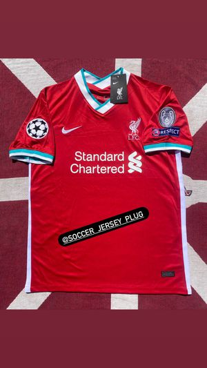 2020/2021 Liverpool Home Jersey for Sale in Azusa, CA