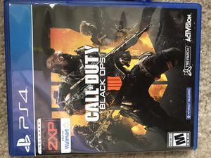 Call of Duty Black Ops 3 for Sale in Tukwila, WA