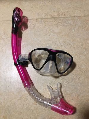 Googles and snorkeling equipment for Sale in Tacoma, WA