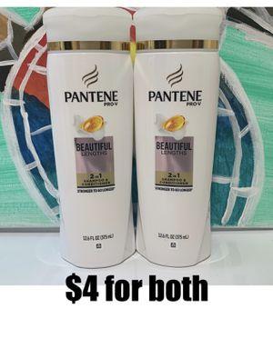Pantene Pro-V Beautiful Lengths 2 in 1 Shampoo & Conditioner, 12.6 fl oz for Sale in Yorba Linda, CA