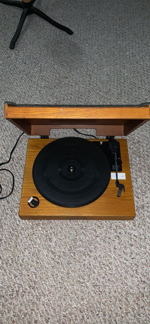 Anders Nicholson record player for Sale in Huntington Beach, CA