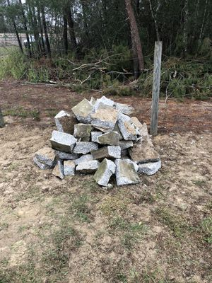 Free concrete for Sale in Umatilla, FL