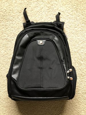 Laptop backpack w pockets galore for Sale in Renton, WA