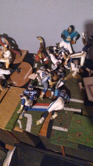 Baseball football and hockey action figures for Sale in Tacoma, WA