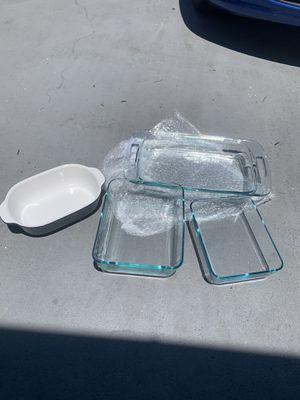 Pyrex and glass blow for Sale in Kissimmee, FL