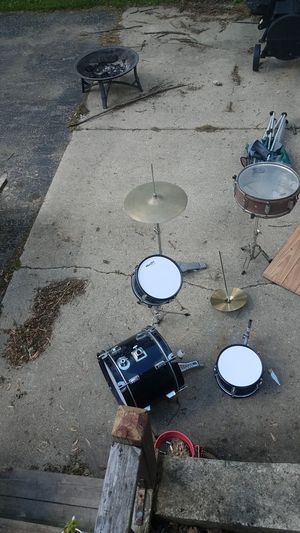 Full drum set for Sale in Randolph, WI