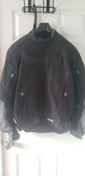 KAWASAKI Motorcycle Jacket for Sale in Mesquite, TX