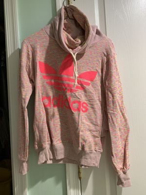 Girl's Adidas funnel neck hoodie for Sale in Laurel, MD