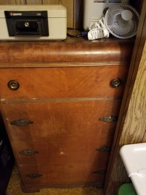 Antiques upright dresser for Sale in Wellford, SC