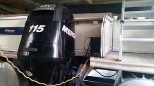 2004 Pontoon Boat 22 ft 115 hp for Sale in Largo, FL
