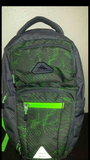 High Sierra Hiking Backpack for Sale in Fontana, CA