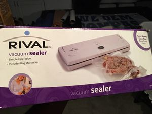 Vacuum sealer for Sale in Stockton, CA
