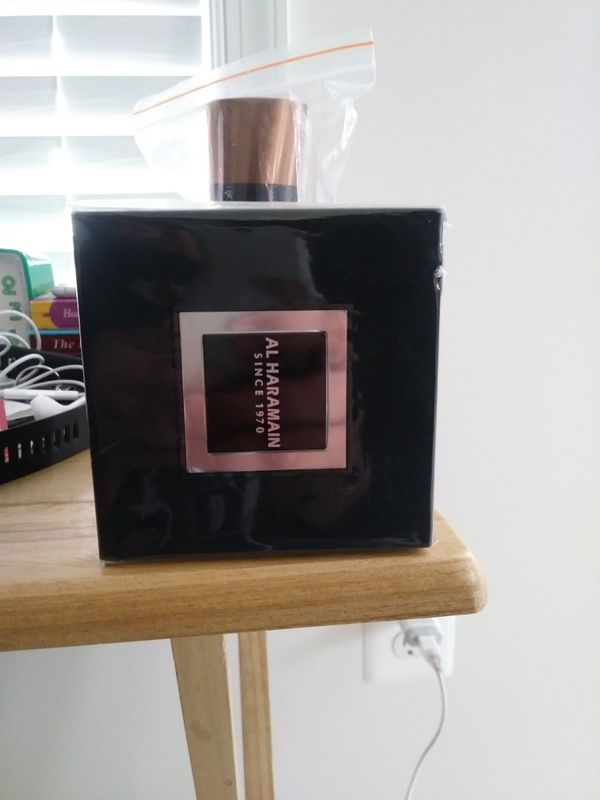 Perfume Alramain from dubai