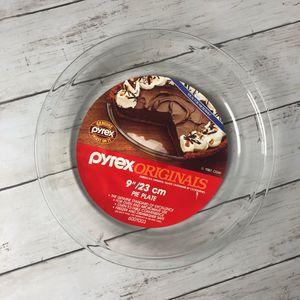 "Vintage Pyrex 9"" Pie Plate #209 for Sale in Elk Grove Village, IL"