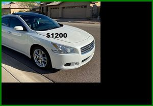 Price$12OO Nissan Maxima for Sale in Lincoln, NE