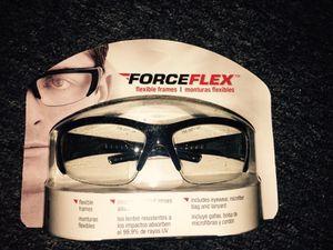 3M FORCEFLEX Safety Eyewear - Forceflex 99% UV Protection Black for Sale in San Francisco, CA