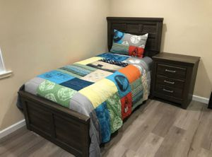 Ashley Twin Bedroom Set for Sale in Santa Ana, CA