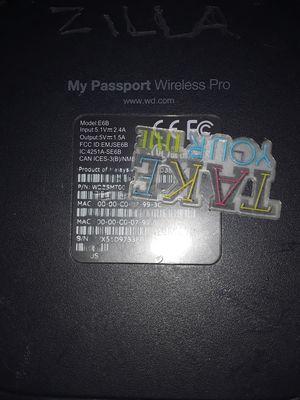 My passport wireless pro for Sale in Carnation, WA