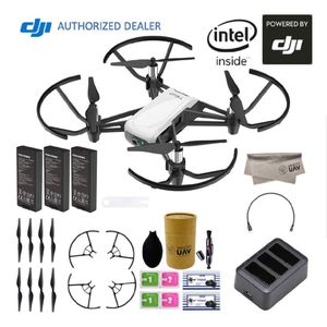 Tello drone combo with HD cámara and VR, comes 3 barriles, 8 propellers, Powered by DJI for Sale in Miami, FL