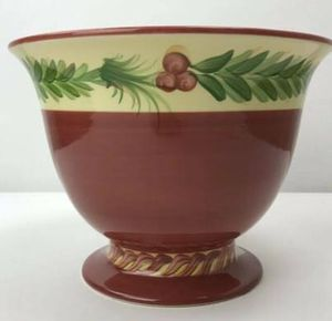 Christmas/holiday centerpiece bowl for Sale in Edison, NJ