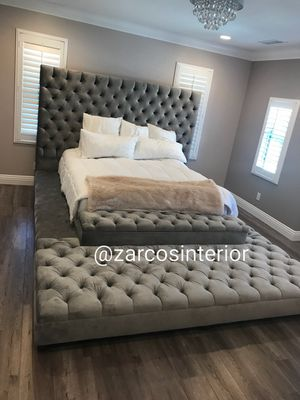 FURNITURE BED FRAME FOR SALE CUSTOM MADE for Sale in West Hollywood, CA