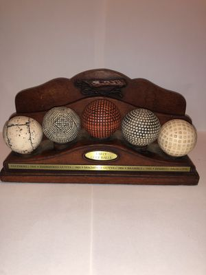 Vintage Golf Themed Desk Decor for Sale in Tallahassee, FL