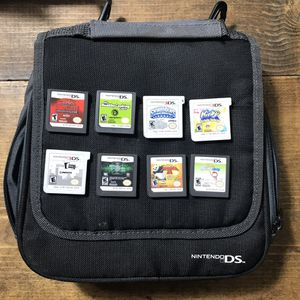 Nintendo 3DS Games and Travel Case for Sale in Mesa, AZ