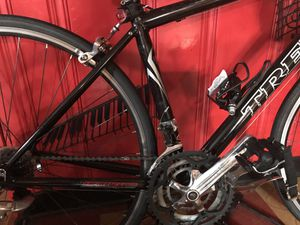 Trek Pilot 1 Road Bike. Excellent light wait Carbon Bike. Helmet is also included with price. Just had it tuned up last spring. for Sale in Boston, MA