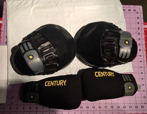 Century Brave Partner Training Gloves and Mitts Combo for Sale in Fayetteville, NC