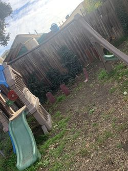 Jungle Gym Swing Set for Sale in Los Angeles,  CA