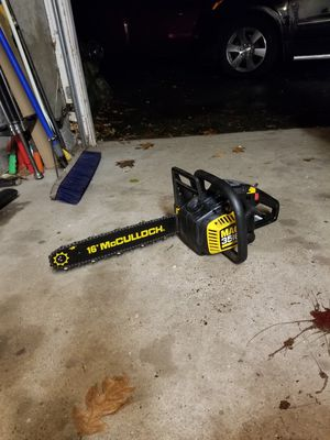 Chainsaw for Sale in Bellingham, MA