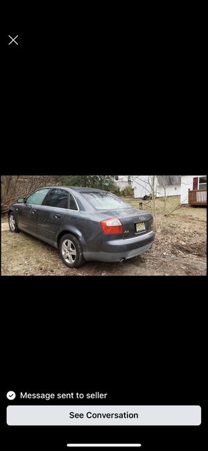2002 Audi A4 3.0 for parts full part out for Sale in Paterson, NJ