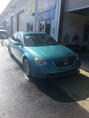 2002 Nissan Altima 2.5L for Sale in Kissimmee, FL