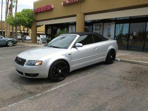 2005 Audi S4 Cabriolet V8 (Very Nice) for Sale in Tempe, AZ