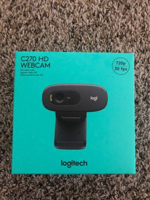 Logitech C270 HD for Sale in Gilbert, AZ