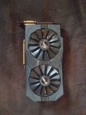 Used ASUS ROG STRIX RX 570 for Sale in Green Bay, WI