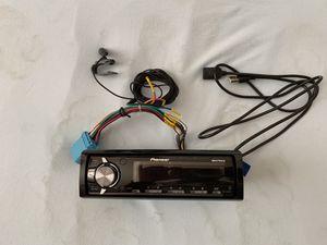 Pioneer MVHX560BT Car digital media receiver for Sale in Santa Clara, CA
