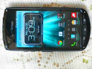 $300 - Brand New Kyocera Brigadier Verizon/T-Mobile/Cricket/MetroPCS/AT&T Android Smartphone In Black Clear ESN for Sale in Glendale, AZ