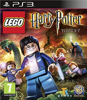 Harry Potter PS3 Lego Years 5-7 for Sale in Everett, WA