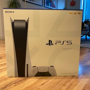 PlayStation 5 Disc Edition **BRAND NEW** for Sale in Fort Lauderdale, FL