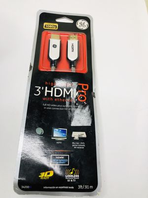 HDMI CABLE for Sale in Tampa, FL