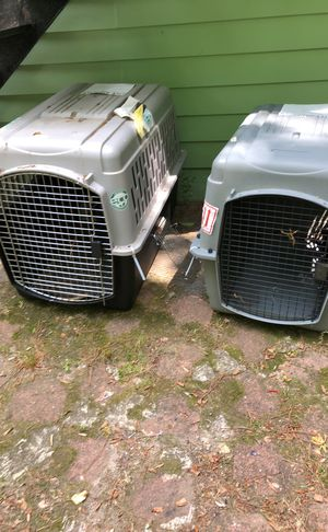 Large barely used dog kennels for Sale in Atlanta, GA