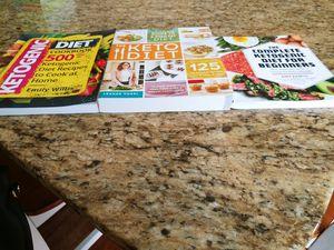 3 Keto Diet Books for Sale in Virginia Beach, VA