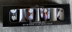 Disney Nightmare Before Christmas Glassware Set for Sale in Whittier, CA